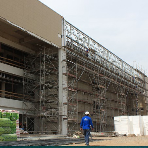 CRS Puente Alto, Moller 1.200 toneladas