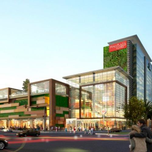 Mall Plaza Egaña, Sigro, 4.000 toneladas