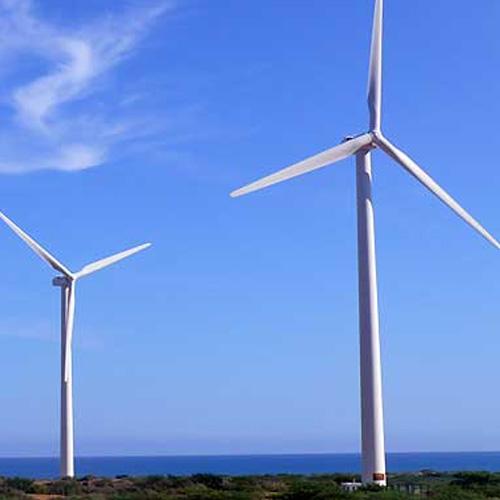 Parque eólico Buenos Aires, GES, 800 ton