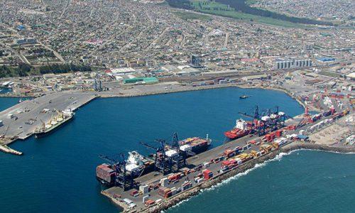 Ampliación Puerto San Antonio,Belfi 3.600 Toneladas