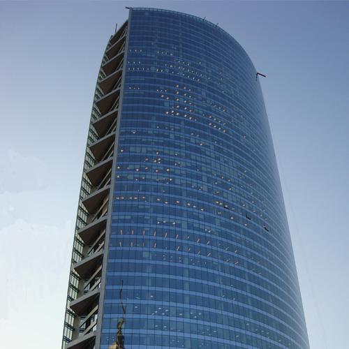 Edificio Titanium, Sernaco, 14.000 toneladas